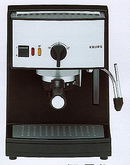 Krups Manuals For Coffee Makers
