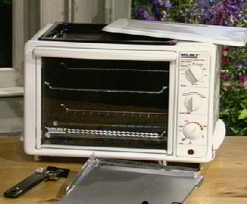 Welbilt Convection Oven Broiler w Griddle Top — QVC