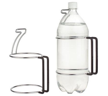 Liter Lifter Set Of 2 Easy Pour Handles For Soda Bottles