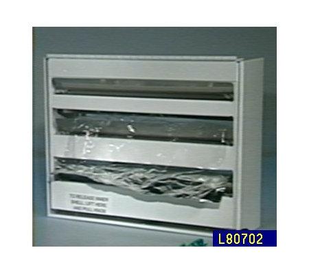 Wrap Center Kitchen Food Dispenser Qvc