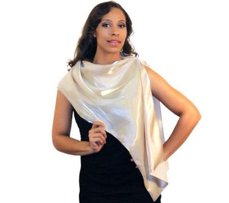 Schalero Scarf, Shawl, Bolero All-In One Garment
