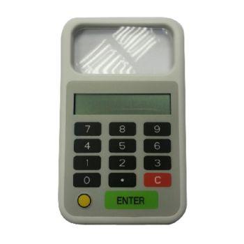 Tip 'n Split Tip Calculator with Magnifier & Light