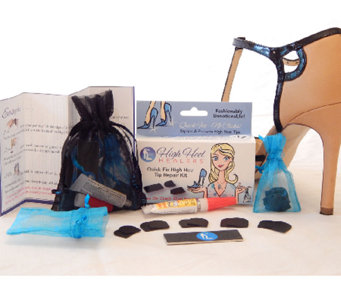 Set of Two High Heel Healers Repair and Protect Kit - L40133
