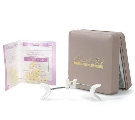 Facial Flex Facial Exercise and Toning Kit