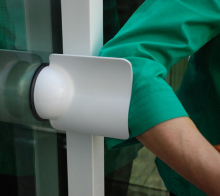 Doorhickey Hands-free Extra Handle Door Opener