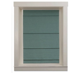 The EcoRoman Truly Cordless Roman Window Shade - L39587