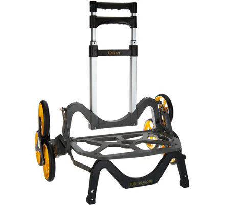 UpCart All-Terrain Folding Stair Climbing Hand Cart