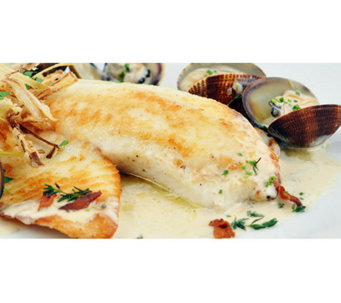 Anderson Seafoods Fresh Tilapia (6) 6-oz Filets - M113700