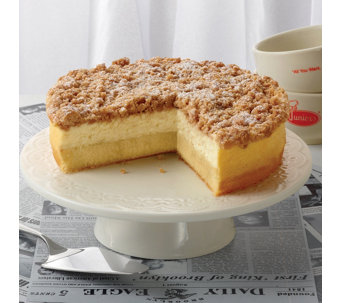 "Junior's 8"" Brooklyn Crumb Cheesecake - M115600"