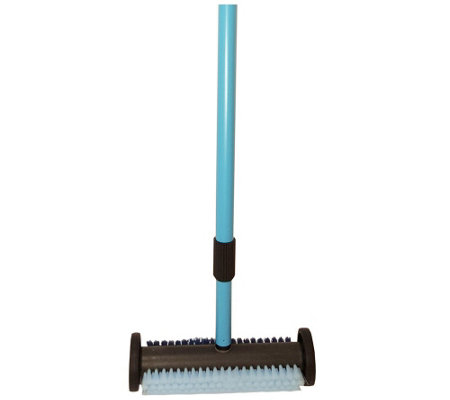 carpet brush. don aslett\u0027s rolling carpet brush