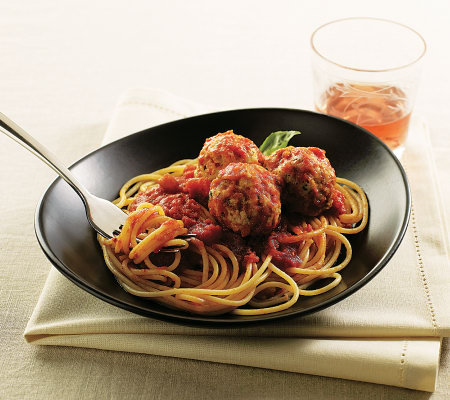 Stuffin Gourmet (64) 1.5oz Chicken Meatballs with Sauce