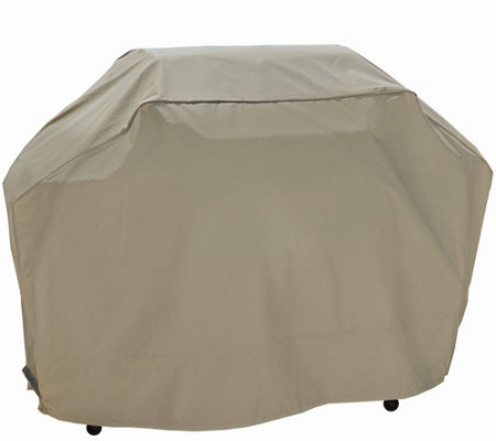 Season Sentry Outdoor Protective Grill Cover by ATLeisure