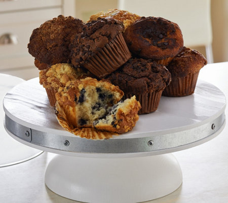 Jimmy the Baker (12) 5.25 oz. Fall Muffin Sampler Auto-Delivery