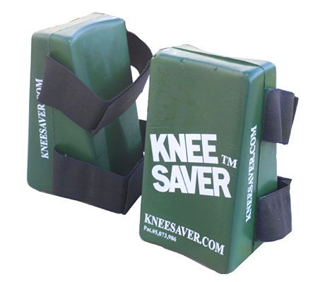 Knee Saver Molded Foam Garden Kneeling Pads QVCcom