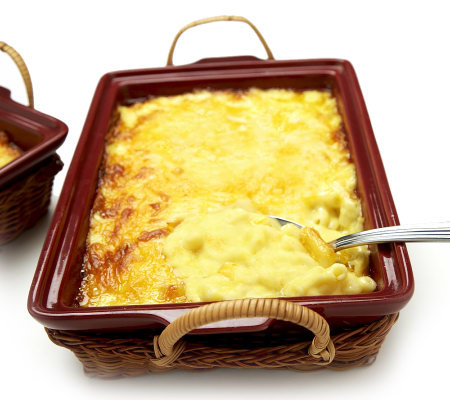 St. Clair 2/2lb.  Mac & Cheese Trays