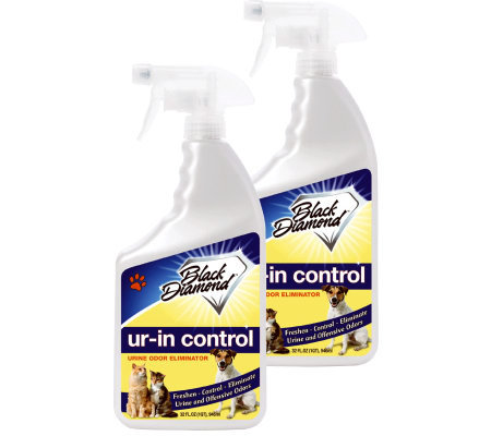 Black Diamond Urine & Odor Remover, 1 qt -Set of 2