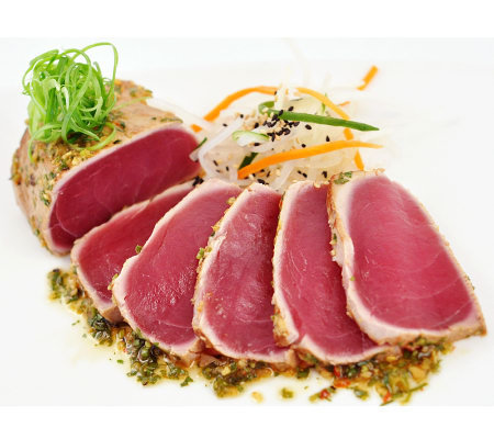 Anderson Seafoods Fresh Yellowfin Ahi Tuna (6)5-oz Filets