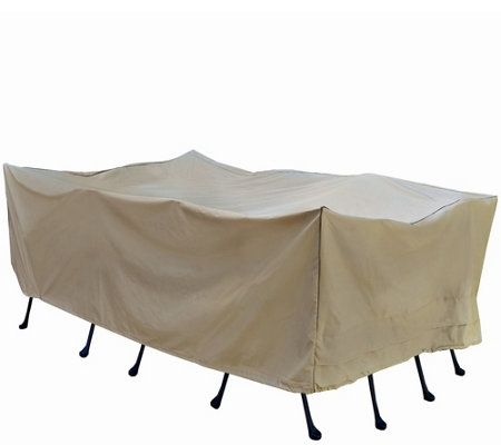 Season Sentry Outdoor Protective Patio Cover by ATLeisure