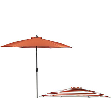 ATLeisure 9' Airflow Patio Umbrella with 2 Canopies - M51502
