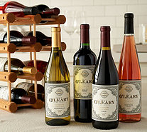 Vintage Wine Estates Kevin O'Leary Reserve 12 Bottle Set - M52102