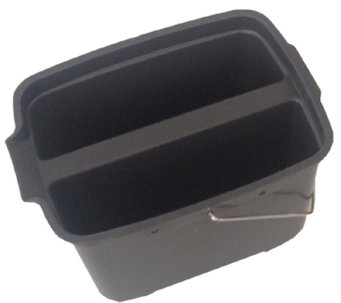 Don Aslett's Two-Sided Mop Bucket - M115003