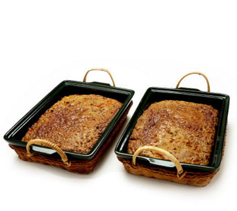 St. Clair 2/2lb.  Sweet Potato Casserole Trays - M106704