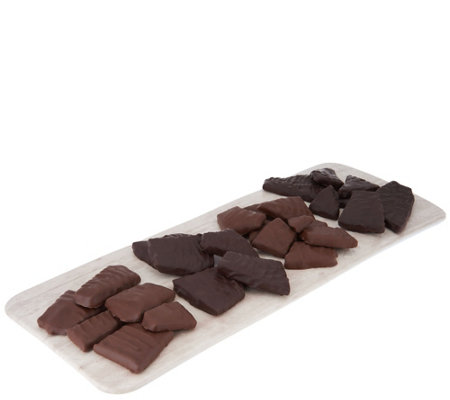 Harry London 1.75-lb Milk & Dark Chocolate Toffee Sampler