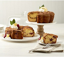 My Grandma's (2) 28 oz. Pineapple Cherry & Lemon Delight Cakes - M53906