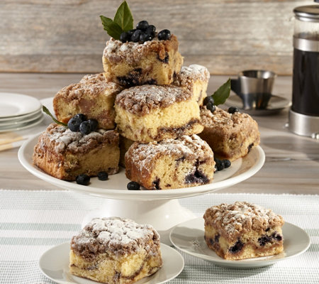 Baker and spice crumb cake recipe