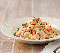 The Perfect Gourmet 2-lbs of Shrimp in Alfredo Sauce - M57706