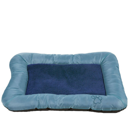 PETMAKER Plush Cozy Extra Large Dog Crate Bed