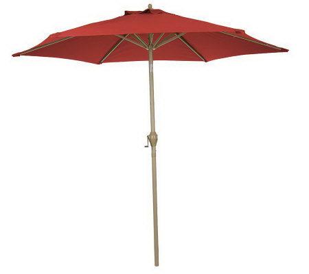 southern patio 8 39 crank tilt market umbrella page 1