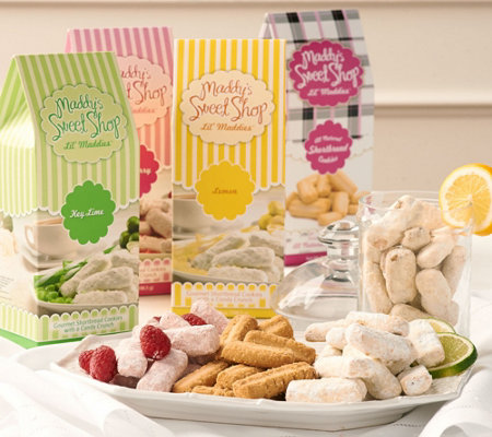 Lil Maddy's (8) 7 oz. Sweet Shop Cookie Assortment