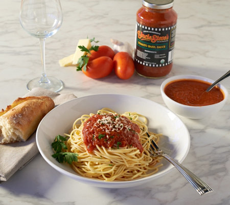 Uncle Steve's (3) 25 oz. Jar Tomato Sauce Sampler