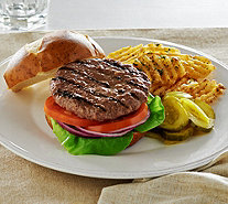 Durham Ranch (20) 4 oz. Bison Burgers - M51707