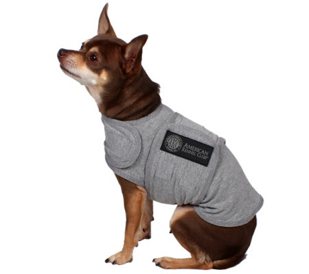AKC Extra Small Dog Calming Coat