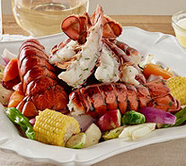 Greenhead Lobster (20) 5-6 oz Tails with 16 oz Butter - M56108