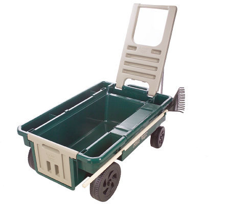 Ames TrueTemper Deluxe 4 Cubic Foot Planteru0027s Wagon