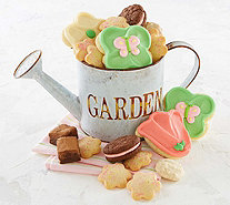 Cheryl's Metal Watering Can with Treats - M115709
