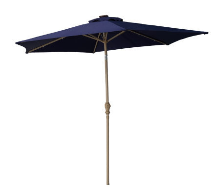 southern patio 9 39 crank tilt market umbrella w solar lights page