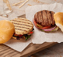 Rastelli Market Fresh (30) 5-oz Sirloin or Turkey Burgers - M57809