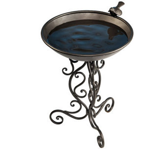 Gardman Ornate Metal Bird Bath - M113810