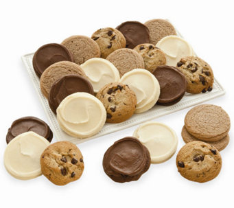Cheryl's 30pc Sugar-Free Cookie Box - M115412