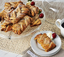Authentic Gourmet 18 Count White Chocolate Cherry Plaits - M54212