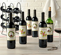 SH 12/4 Vintage Wine Estates Holiday 12 Bottle Set - M55013
