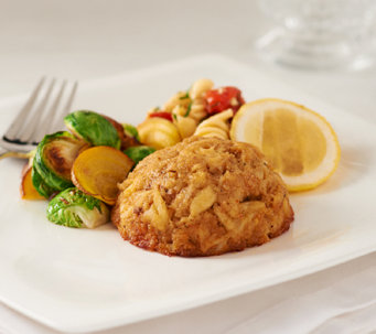 Graham & Rollins (8) 5 oz. Crab Cakes Auto-Delivery - M46614
