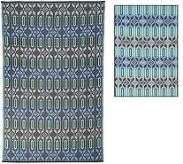 Mad Mats Moroccan 4' x 6' Indoor/Outdoor Floor Mat - M56315