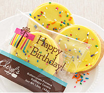 Cheryl's 30pc Birthday Cake Cookies - M115416