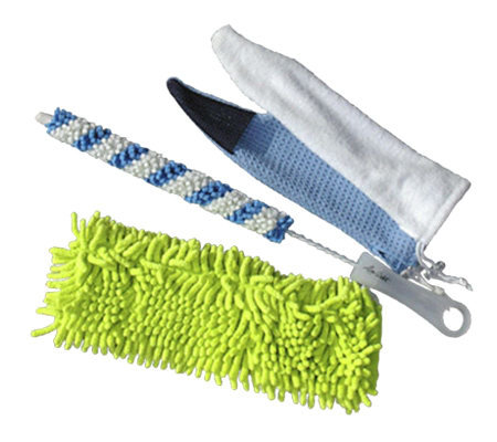 Don Aslett Microfiber Kitchen Flex Cleaner