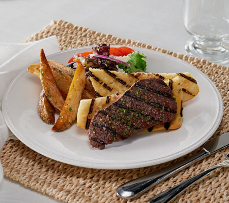 Rastelli Market Fresh (16) 4oz. Black Angus Sirloin Steaks Auto-Delivery